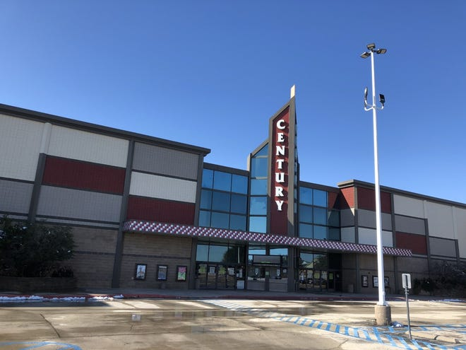 The Century 12 Abilene theater is temporarily closed, Cinemark announced Monday.