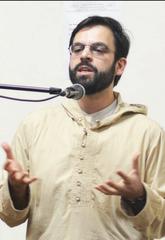 Ahmet Tekelioglu speaks at a local community event in 2019.