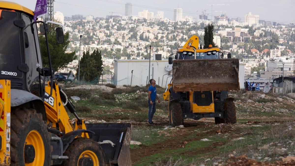 Israel announces new settler homes, risking Biden's anger 1