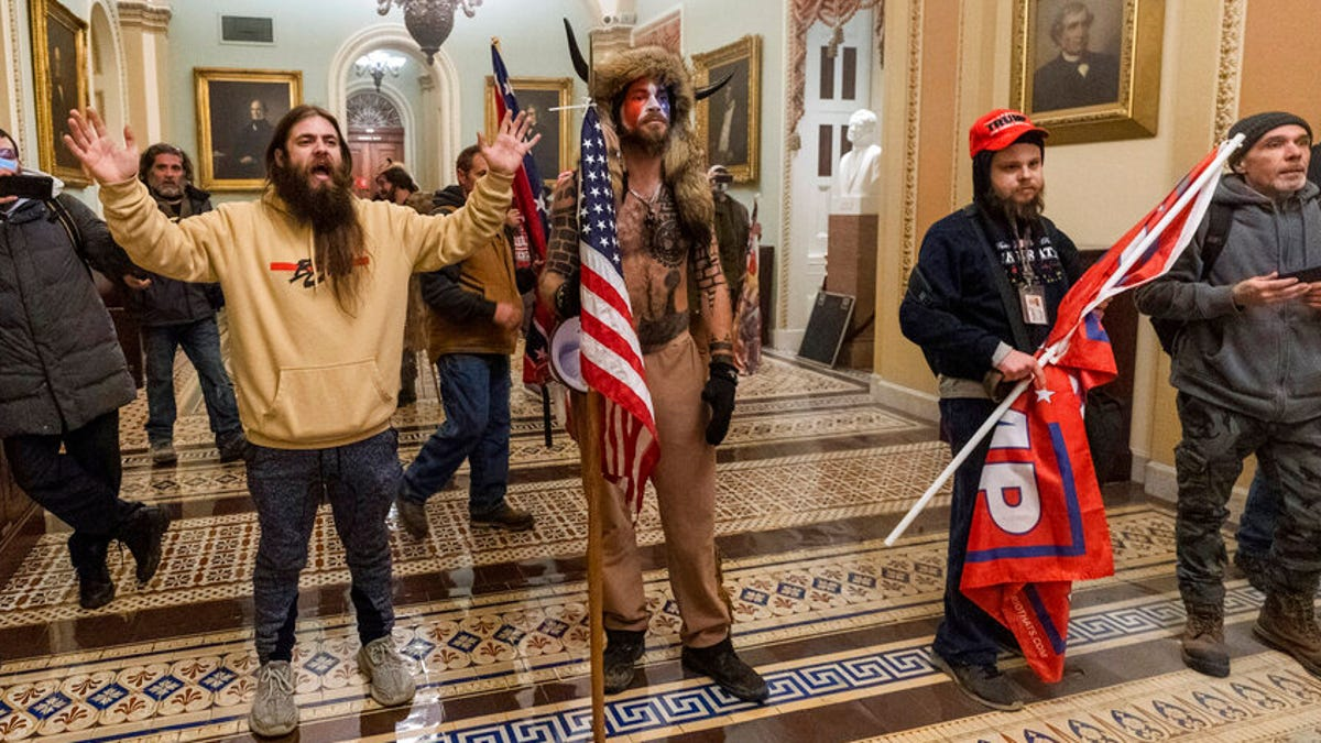 Who were they? Records reveal Trump fans who stormed Capitol 1