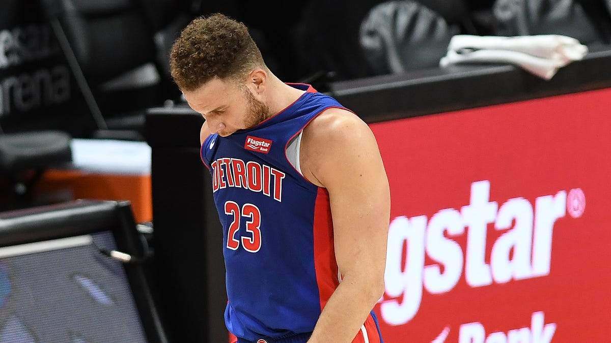 Niyo: Blake Griffin's buyout a final payment for Pistons' past sins 2