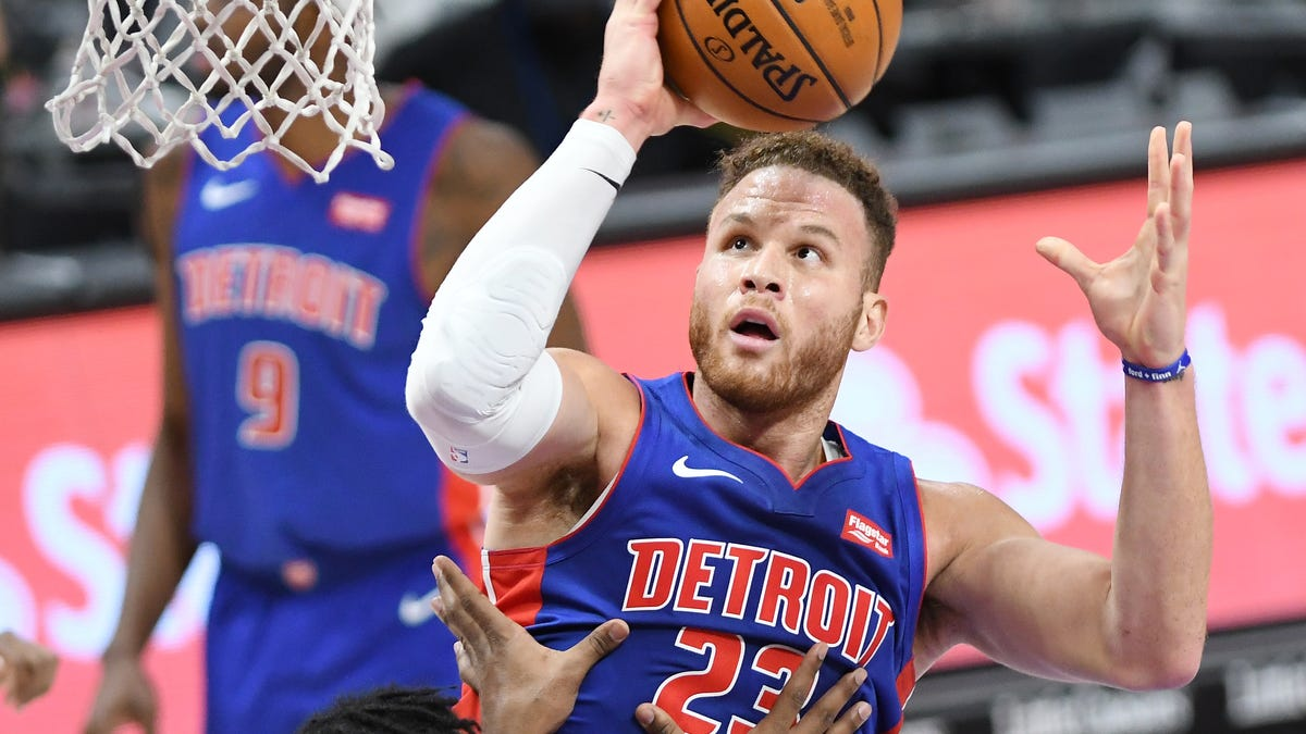 Beard: How Pistons' lost more on Blake Griffin gamble than in the standings 2