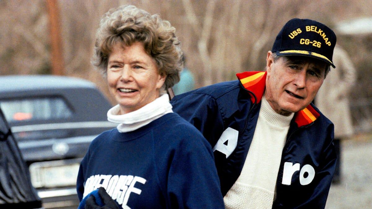 Nancy Bush Ellis, sister and aunt of presidents, dies 1