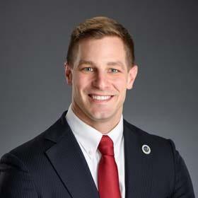 State Rep. John Stefanski, R-Crowley