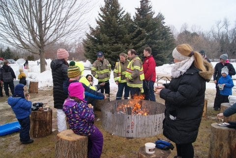 Lisbon's Winterfest is planned for 1 to 4 p.m. Saturday, Feb. 6, at Lisbon Community Park. There will be a variety of activities, including making s'mores and hotdogs over a bonfire.