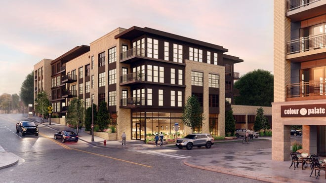Bethesda Cornerstone Village planned in Wauwatosa would set aside some of its apartments for people with developmental disabilities.