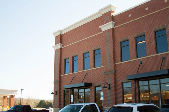 The new location of Williamson Medical Center offices.