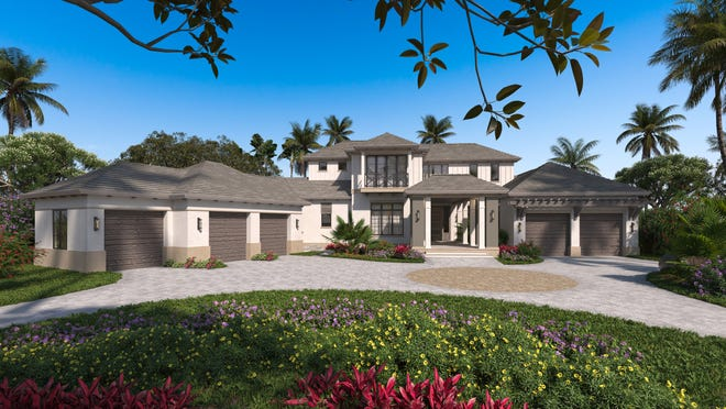 Naples residents enjoy year-round warm weather and easy beach access in Aqualane Shores.