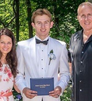 Michele, Dawson, and David Compo