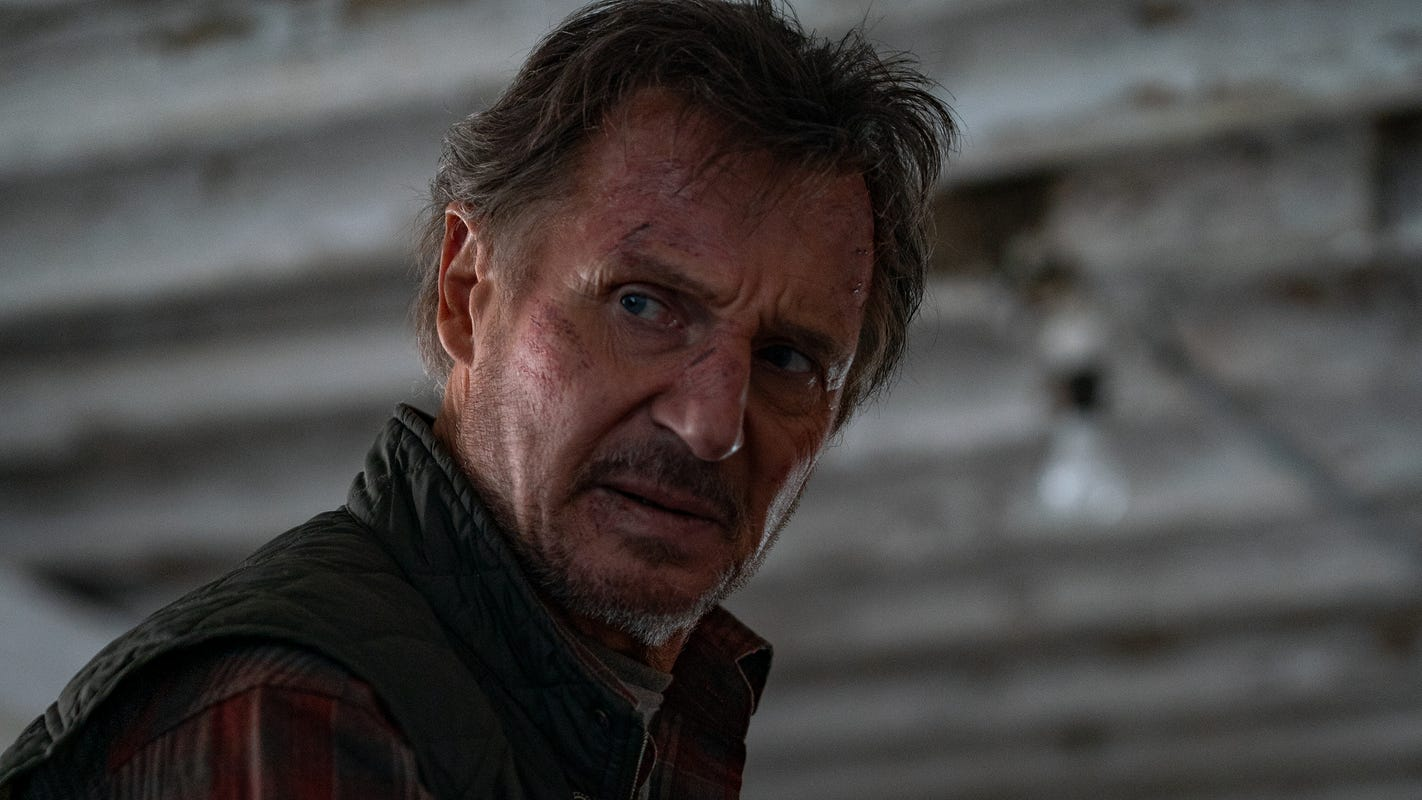 Overview: Liam Neeson conserves'The Marksman' from being a total disaster thumbnail