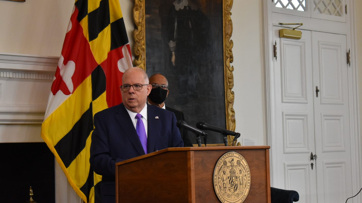 Maryland's COVID-19 state of emergency to end July 1