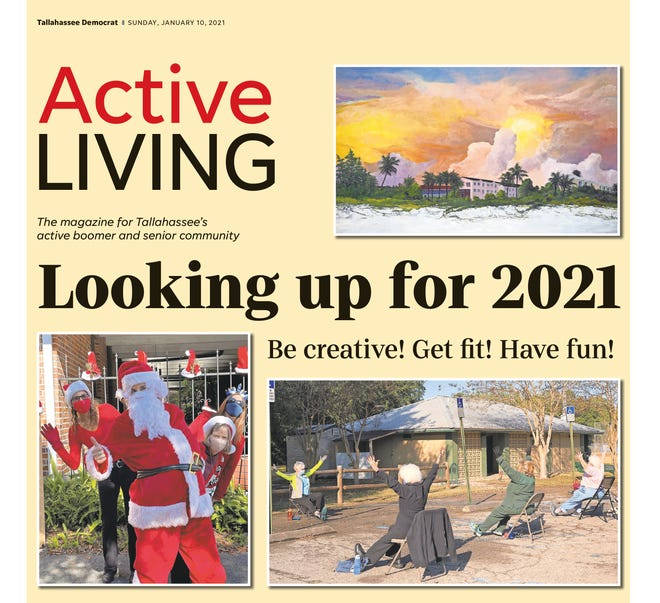 Active Living for January 2021.