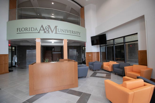Florida A&M University's Center for Access and Student Success recently opened.