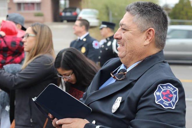 Family is mourning the loss of retired Fire Lt. Ruben Flores Jr. to the coronavirus.