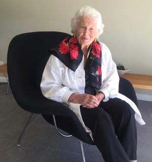 Bee Carns turned 100 years old on Jan. 5 after battling COVID-19 and another illness.