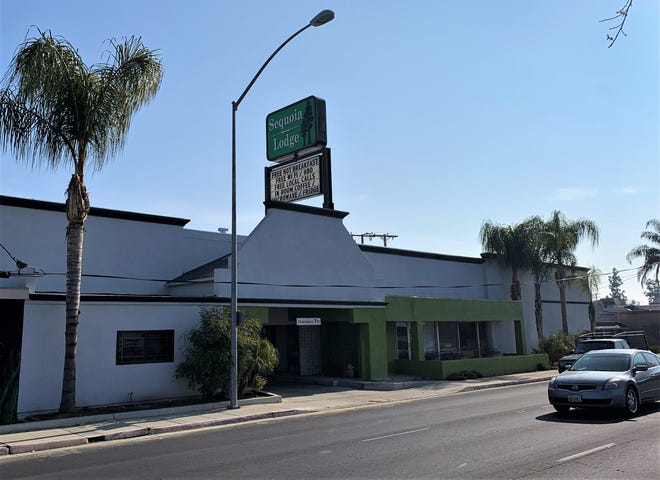 Sequoia Lodge on South Mooney Boulevard in Visalia will become a permanent supportive housing project for people experiencing homelessness across Tulare County.