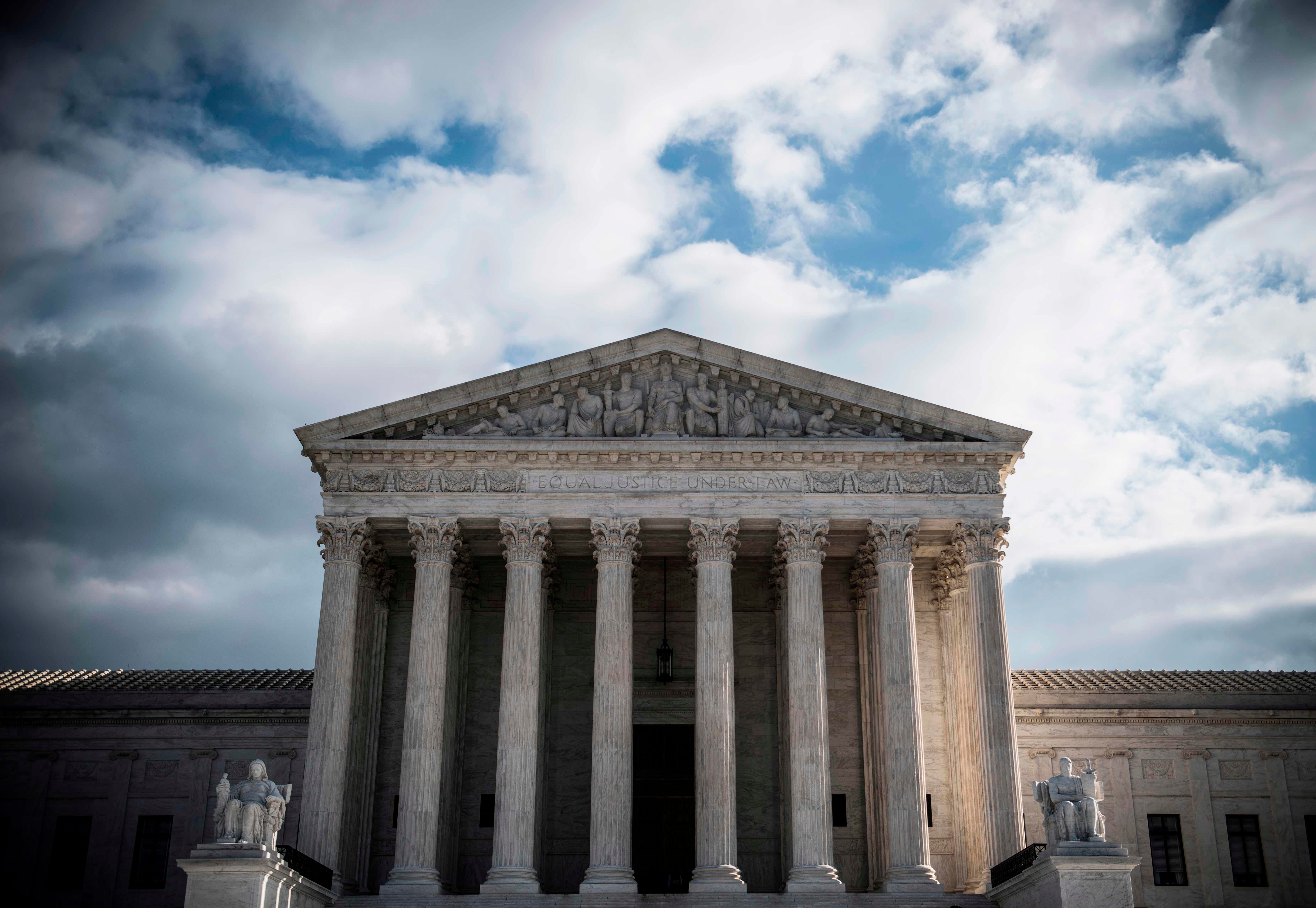 Supreme Court dismisses cases questioning Trump profits from private businesses