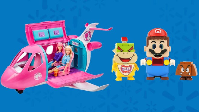 Shop the hottest, kid-approved toys right at Walmart.