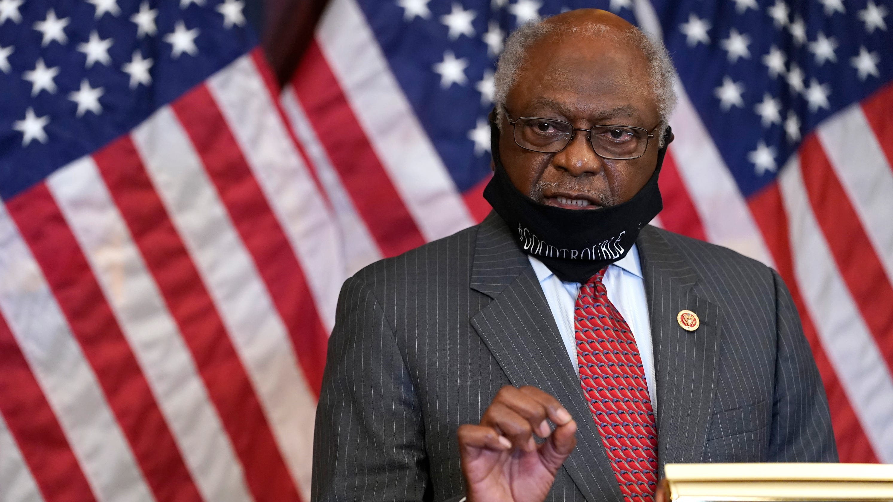 Rep. Jim Clyburn: Our country is at a crossroads. We must urgently reclaim King's vision of America