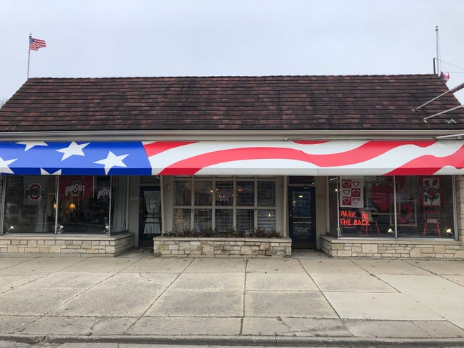 The Flag Lady's Store, 4567 N. High St. in Clintonville, has changed hands from mother to daughter.