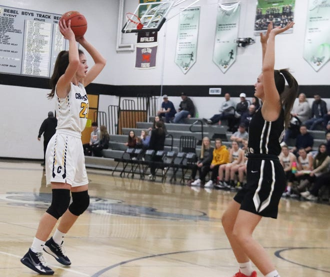 Hayden Winjum and the Crookston girls' basketball team went 21-7 last season, falling in the Section 8AA quarterfinals to eventual section champions Pelican Rapids.