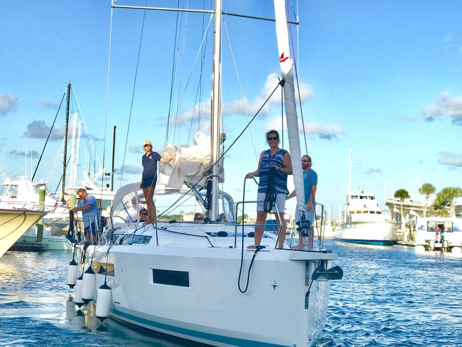 St. Augustine Sailing and Atlas Yacht Sales host the St. Augustine Boat Show - a virtual preview of Jeanneau and Lagoon sailboats, Jan. 15-18.