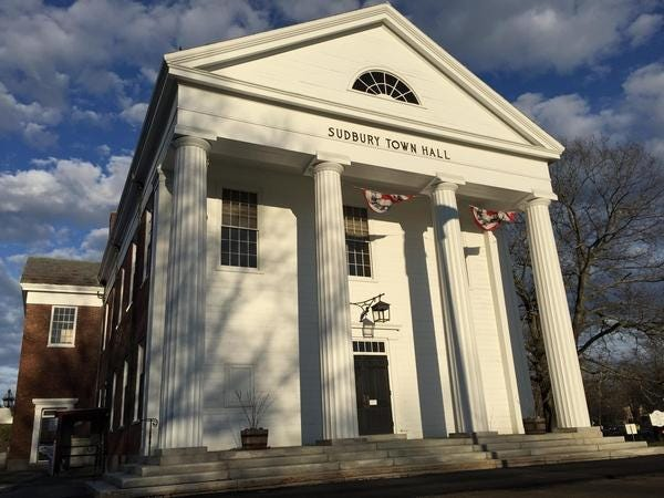 Sudbury's top elected board is now officially called the Select Board, after Gov. Charlie Baker signed off on the will of Special Town Meeting voters.
