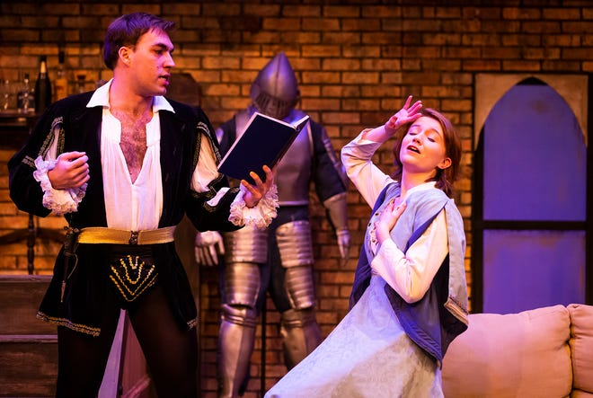 """""""I Hate Hamlet"""" ends its run this weekend at the Ocala Civic Theatre."""