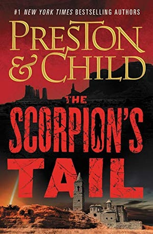 """""""The Scorpion's Tail"""""""