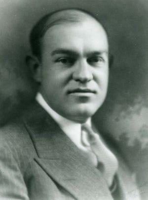 Harry Woodring was governor of Kansas and U.S. Secretary of War.