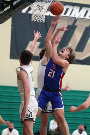Joey Zalewski was third on Thomas in scoring  and second in rebounding through 11 games. Coach Sean Luzader said he believes Zalewski is one of the top sophomore players in central Ohio.