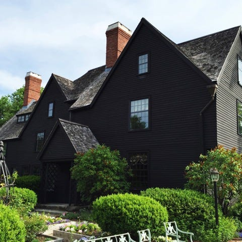 The House of the Seven Gables.