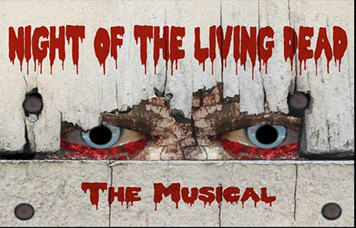 """""""Night of the Living Dead"""" musical."""