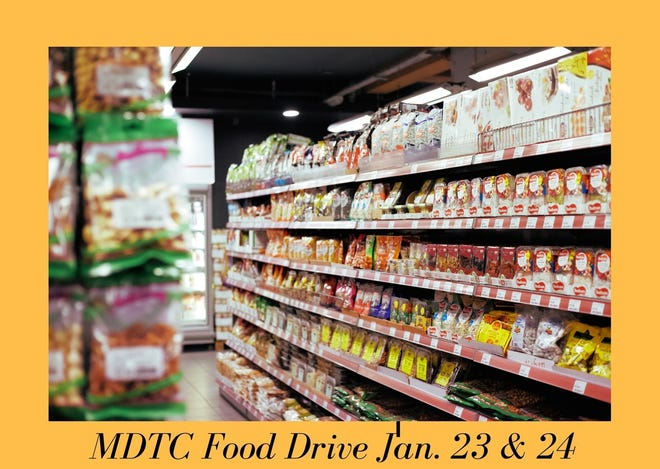 """Marblehead Town Democratic Committee will hold a """"huge"""" food drive this weekend"""
