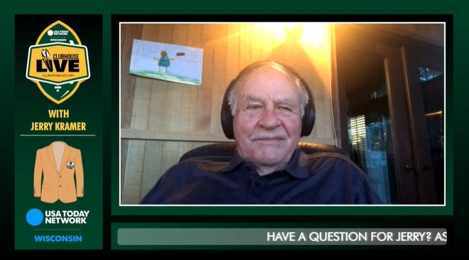 Green Bay Packers great and Pro Football Hall of Famer Jerry Kramer was the guest on Monday's Clubhouse Live.
