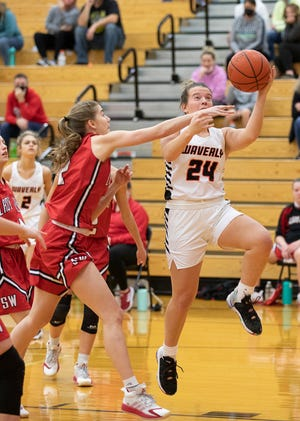 Waverly senior Zoiee Smith was named Division II All-Ohio honorable mention on Tuesday by the Ohio Prep Sportswriters Association.