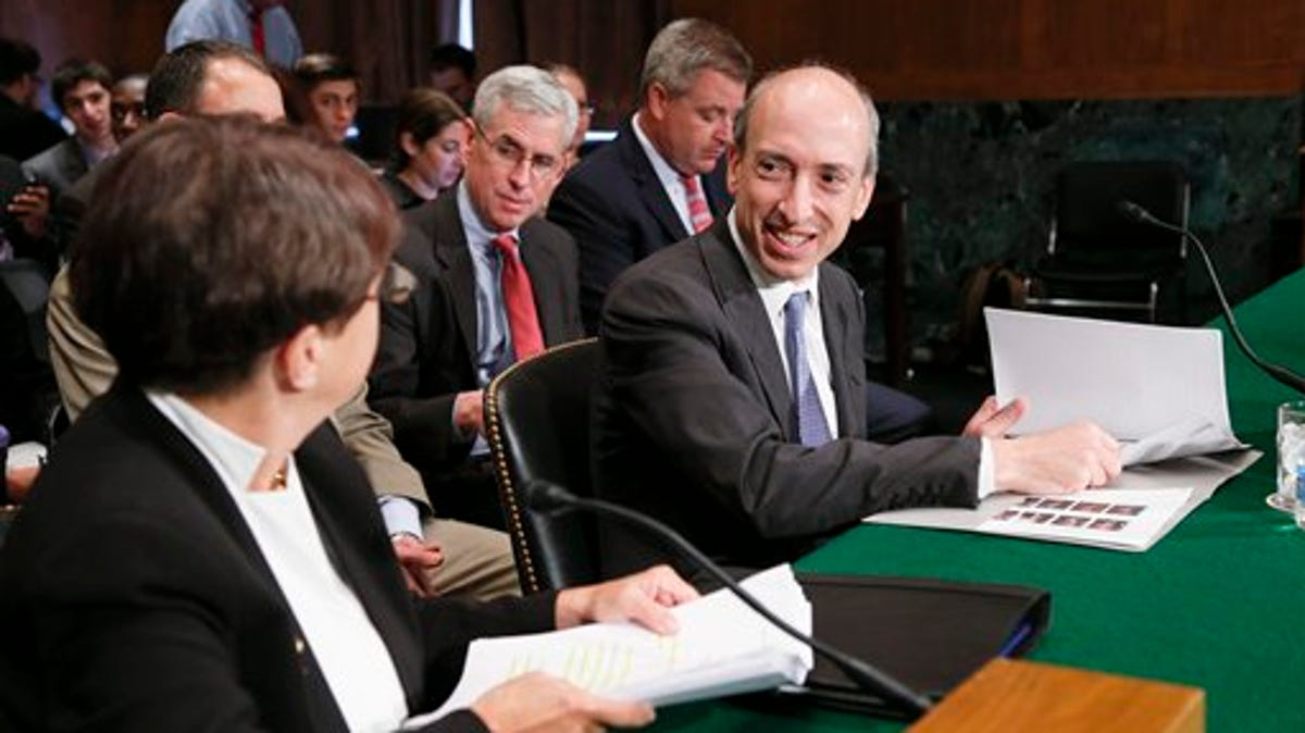 Joe Biden is expected to nominate Gary Gensler to lead SEC 1