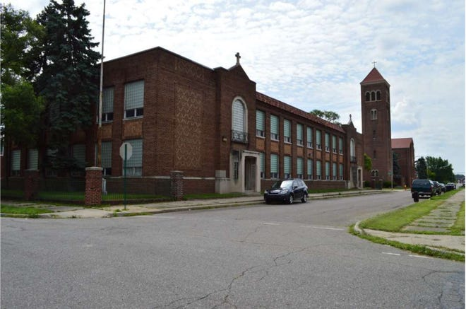 Former Transfiguration School will be developed into 19 units of affordable housing in the city's Banglatown neighborhood.