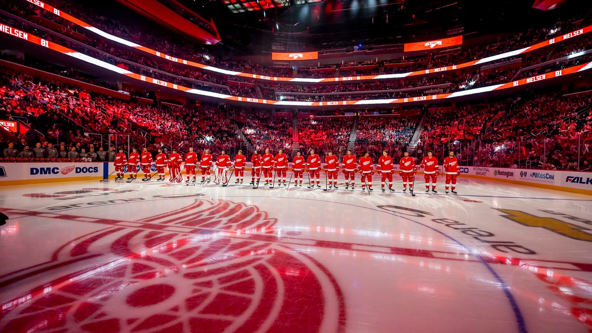 Red Wings enter into gaming partnership with PointsBet 1