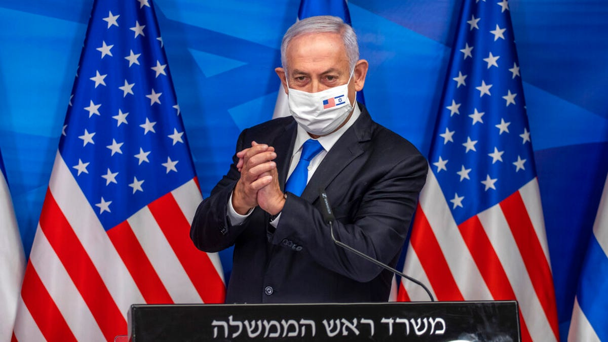 Israel's Netanyahu in court as parties weigh in on his fate 2