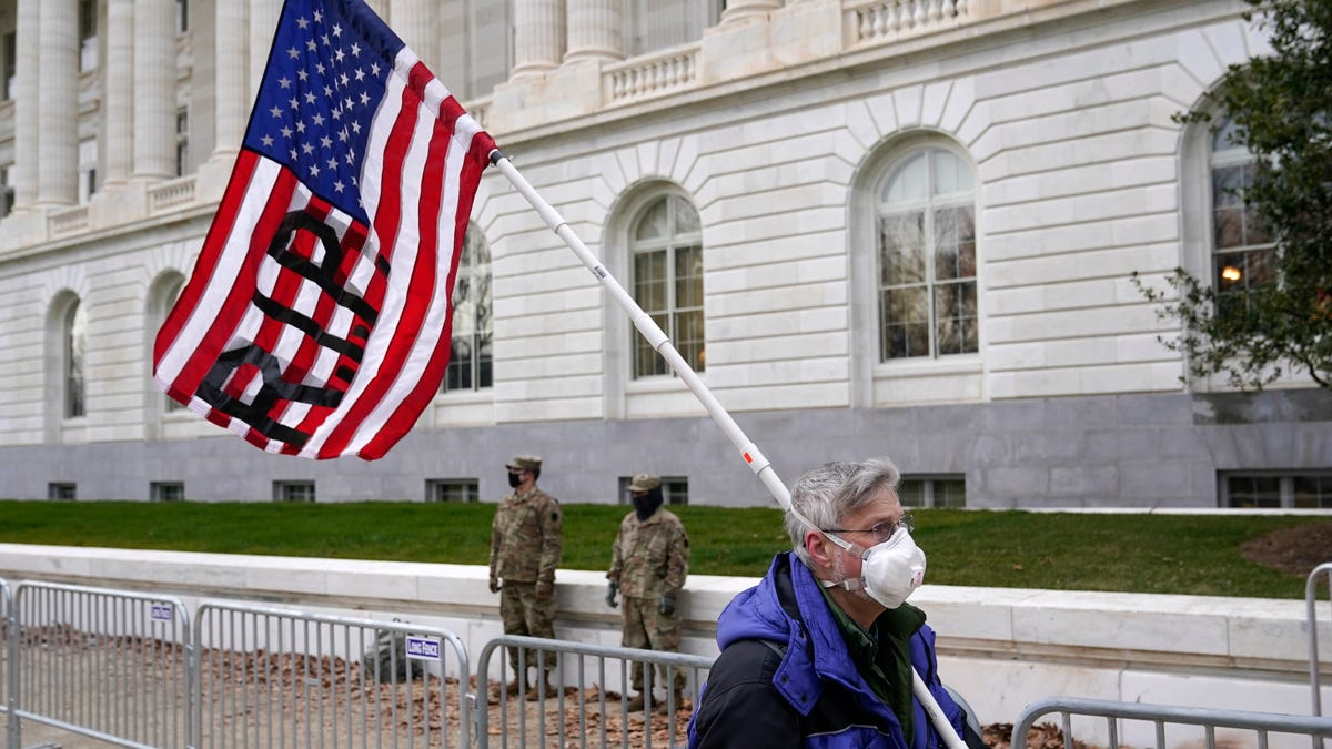 Early warning signs emerge for GOP after US Capitol riots 1