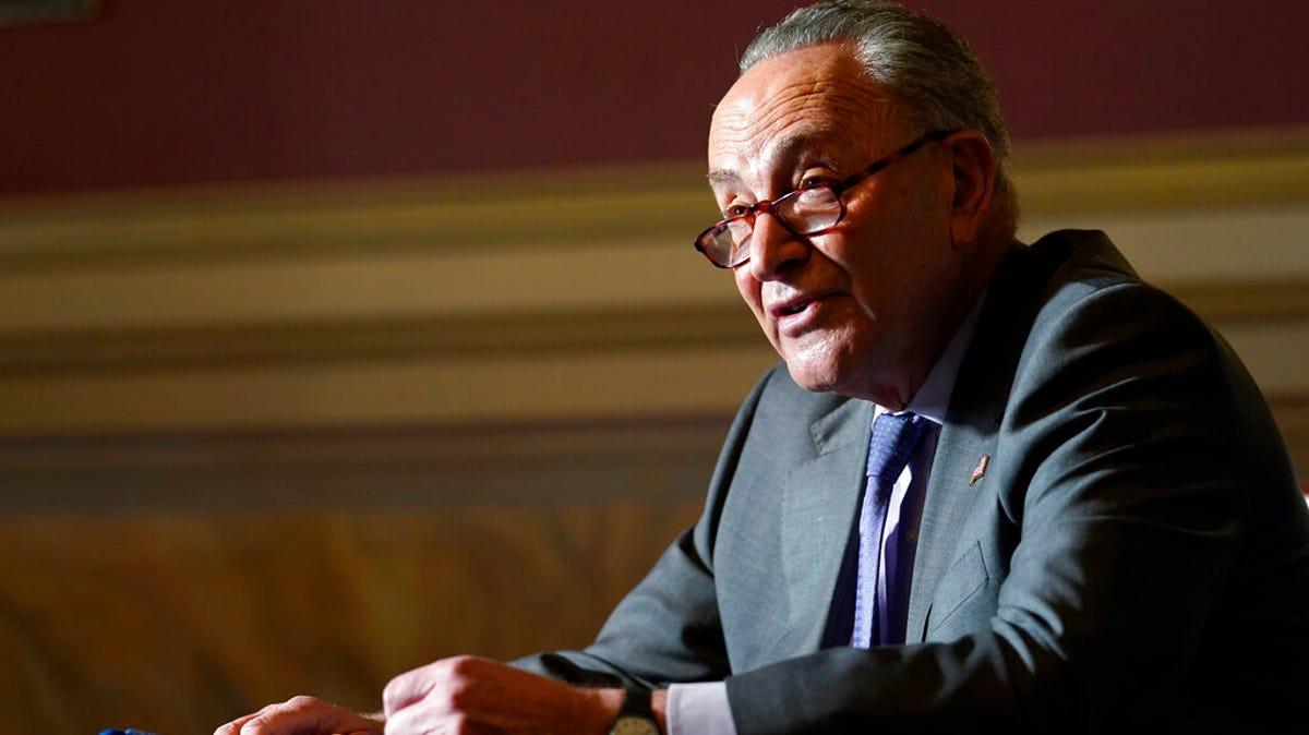 Schumer calls for speedy confirmation of Biden Cabinet picks 1