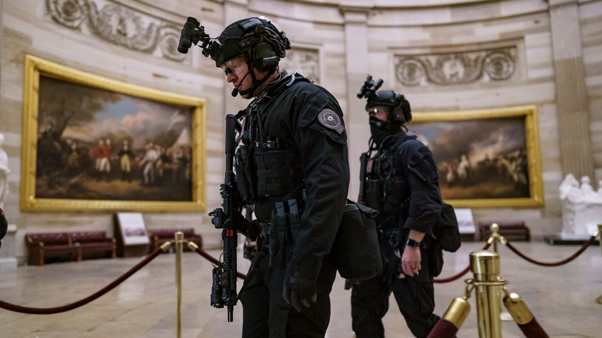 US prosecutors weighing sedition charges in Capitol riot 1