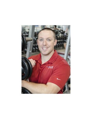 Scott Yaple is an exercise physiologist and personal trainer for Island Heath & Fitness at Community Corners.