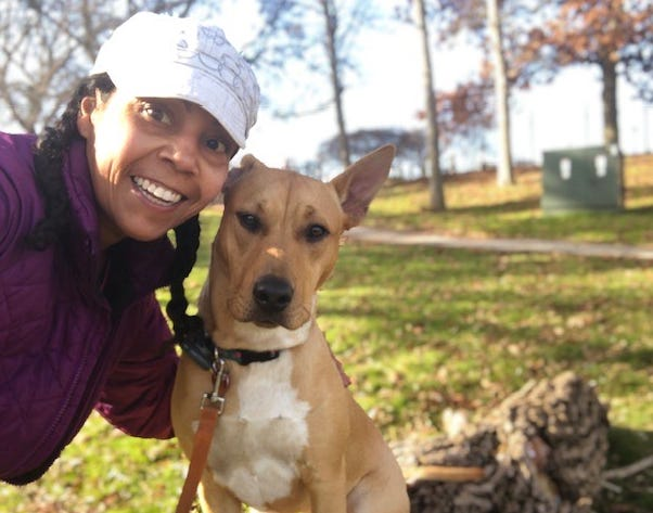 Jessica Ginster of Glendale pursued her passion for animal care when she started Dogwaukee in 2018.