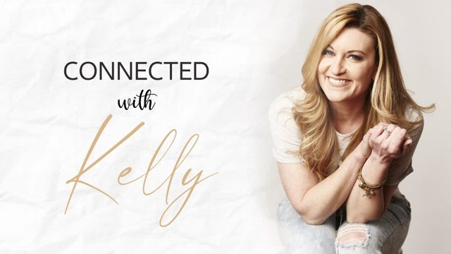"""Nashville TV personality Kelly Sutton has launched a YouTube interview series called """"Connected with Kelly"""""""