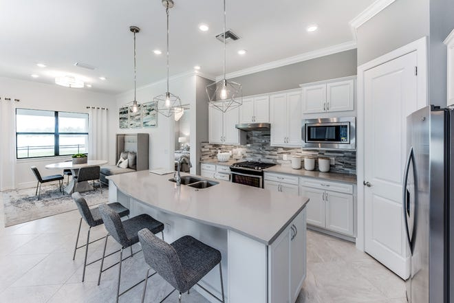 The Summerwood design offers two to five bedrooms, including an expansive Owner's Suite with a large walk-in closet.