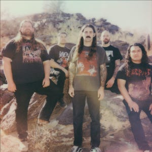 "Arizona metal greats Gatecreeper release ""An Unexpected Reality,"" a surprise follow-up to 2019's ""Deserted."" Here's Chase Mason on what to expect."