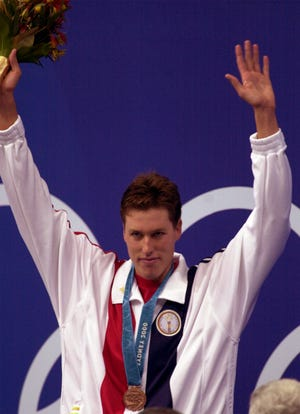 Olympic gold medal swimmer Klete Keller: Was he at Capitol ...