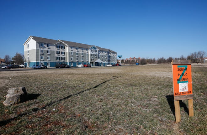 A new apartment complex is being proposed to house homeless veterans at 2009 W. Kingsley St.